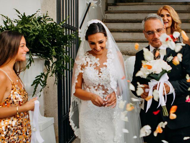 Il matrimonio di Antonio e Giada a Lucera, Foggia 26