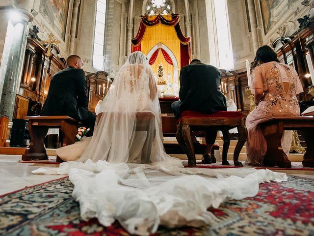 Il matrimonio di Antonio e Giada a Lucera, Foggia 30