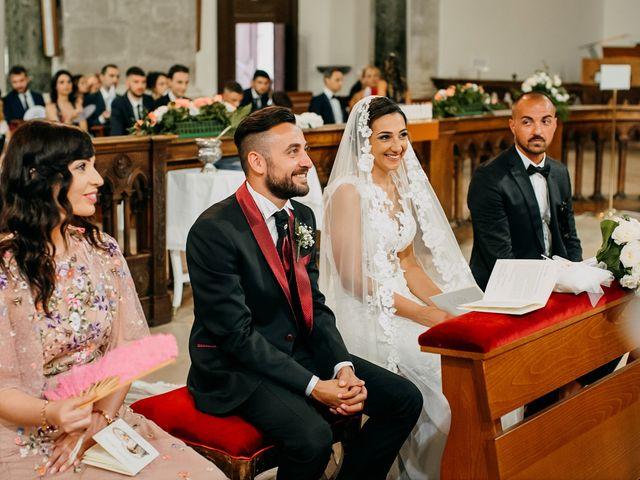 Il matrimonio di Antonio e Giada a Lucera, Foggia 31