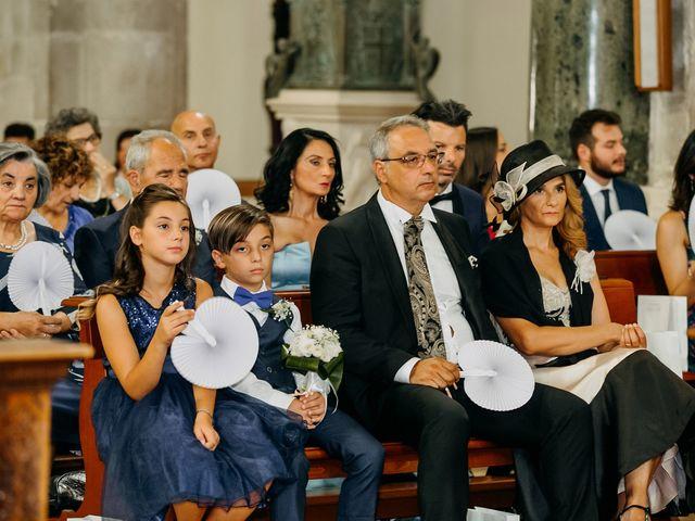 Il matrimonio di Antonio e Giada a Lucera, Foggia 32