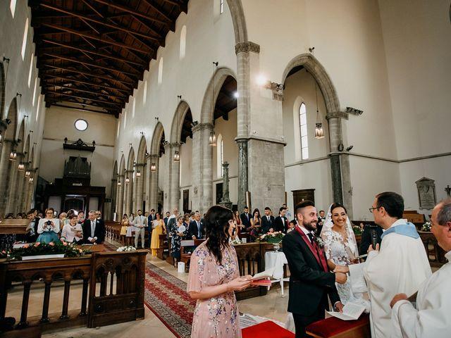 Il matrimonio di Antonio e Giada a Lucera, Foggia 34