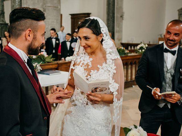 Il matrimonio di Antonio e Giada a Lucera, Foggia 35