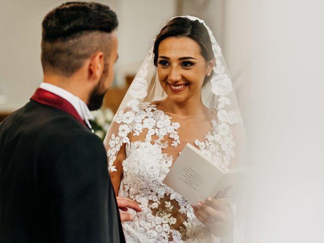 Il matrimonio di Antonio e Giada a Lucera, Foggia 36