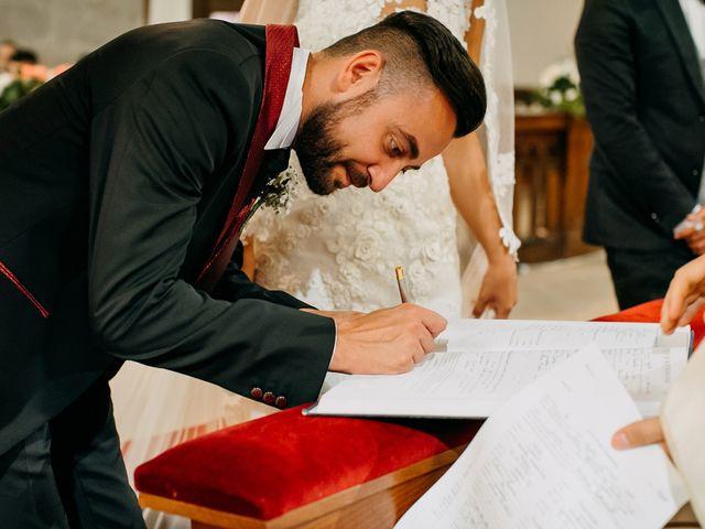 Il matrimonio di Antonio e Giada a Lucera, Foggia 37