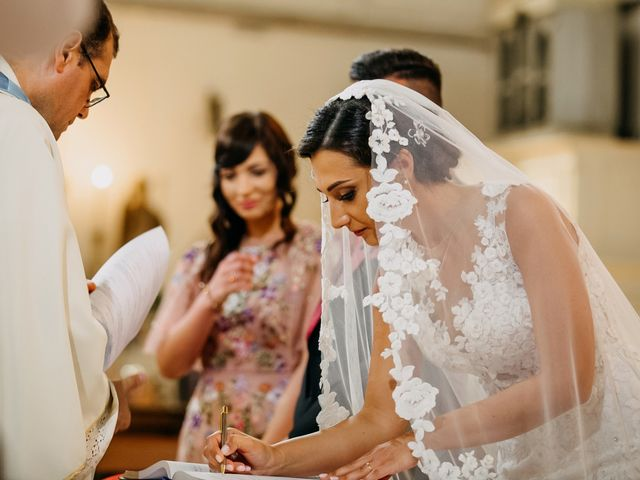 Il matrimonio di Antonio e Giada a Lucera, Foggia 38