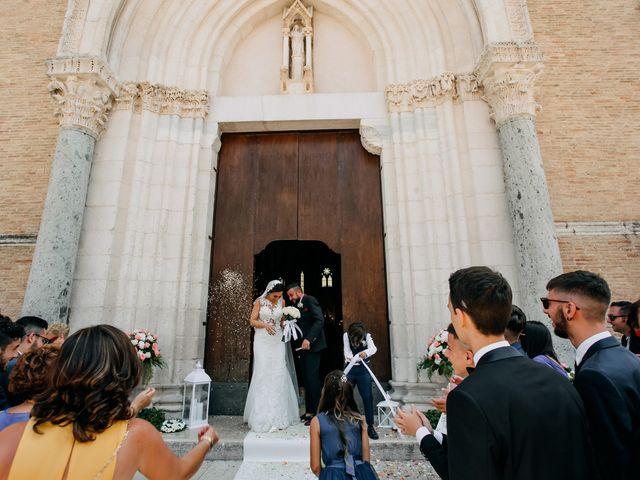 Il matrimonio di Antonio e Giada a Lucera, Foggia 39