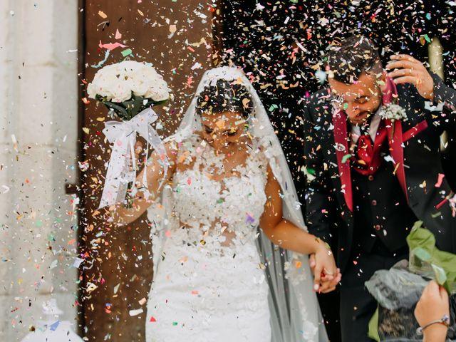 Il matrimonio di Antonio e Giada a Lucera, Foggia 40