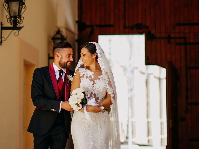 Il matrimonio di Antonio e Giada a Lucera, Foggia 43