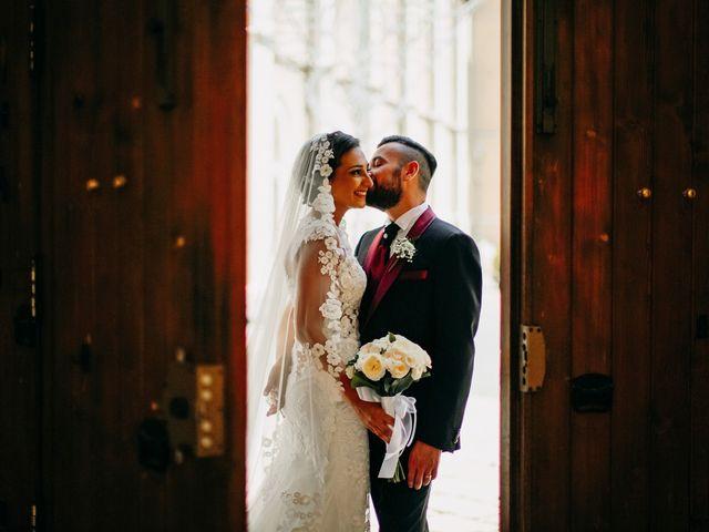 Il matrimonio di Antonio e Giada a Lucera, Foggia 44
