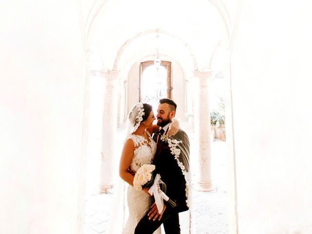 Il matrimonio di Antonio e Giada a Lucera, Foggia 45