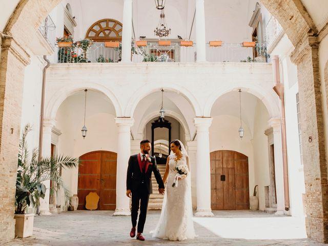 Il matrimonio di Antonio e Giada a Lucera, Foggia 46