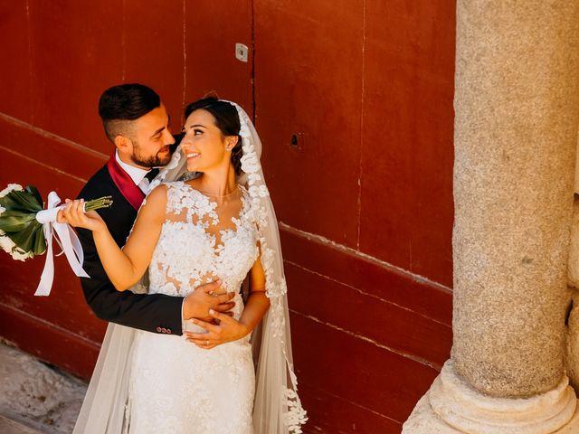 Il matrimonio di Antonio e Giada a Lucera, Foggia 47