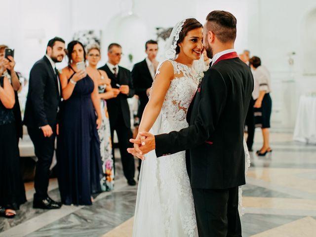 Il matrimonio di Antonio e Giada a Lucera, Foggia 48
