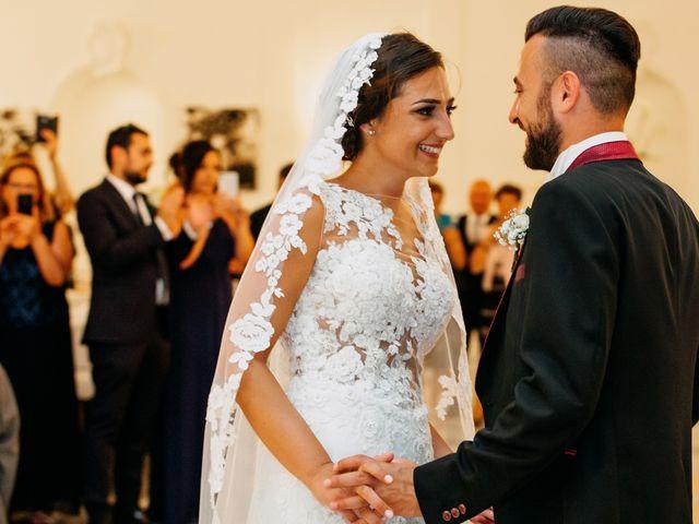 Il matrimonio di Antonio e Giada a Lucera, Foggia 49