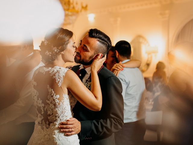 Il matrimonio di Antonio e Giada a Lucera, Foggia 52