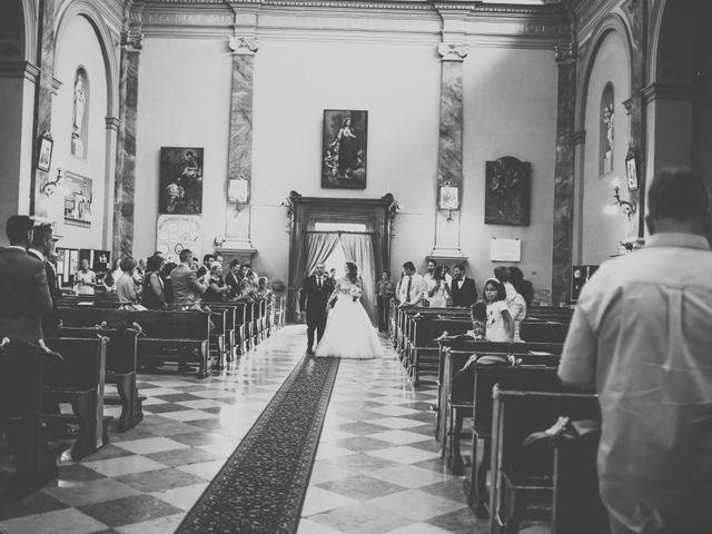 Il matrimonio di Andrew e Cindy a Lazise, Verona 5