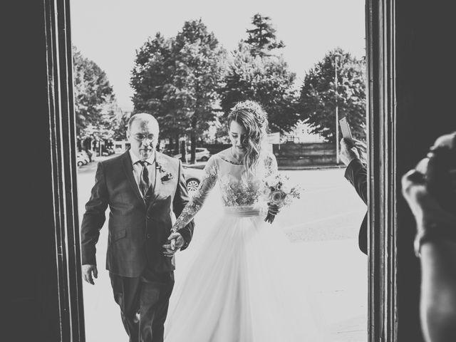 Il matrimonio di Andrew e Cindy a Lazise, Verona 9