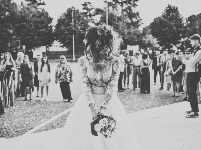 Il matrimonio di Andrew e Cindy a Lazise, Verona 12