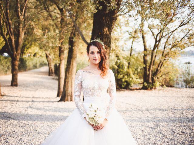 Il matrimonio di Andrew e Cindy a Lazise, Verona 14