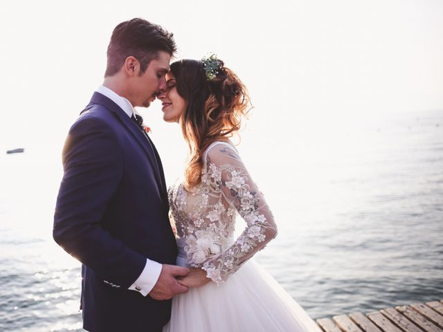 Le nozze di Cindy e Andrew