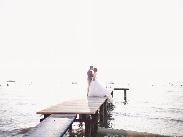 Il matrimonio di Andrew e Cindy a Lazise, Verona 17