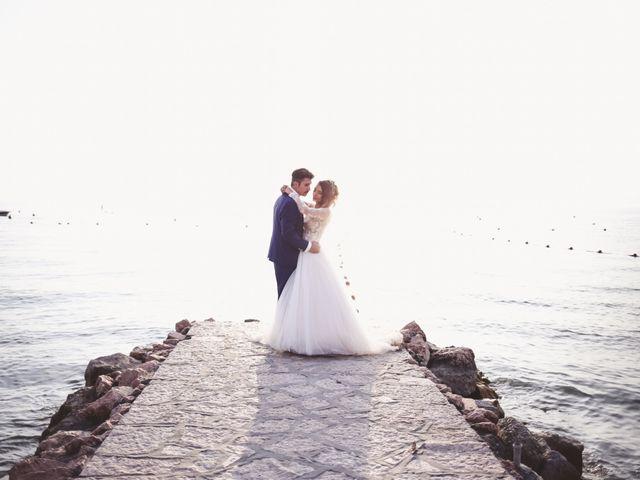 Il matrimonio di Andrew e Cindy a Lazise, Verona 18