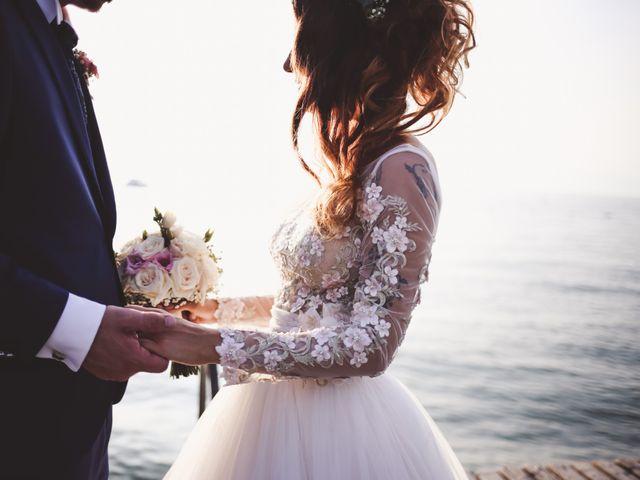 Il matrimonio di Andrew e Cindy a Lazise, Verona 31