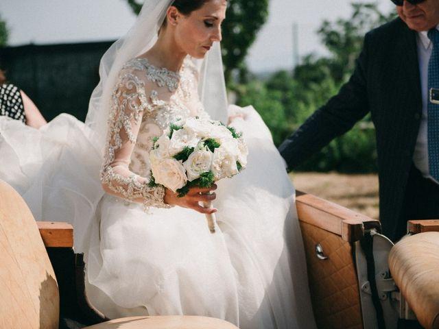 Il matrimonio di Antonio e Tiziana a Pietrelcina, Benevento 12
