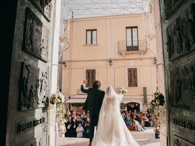 Il matrimonio di Antonio e Tiziana a Pietrelcina, Benevento 18