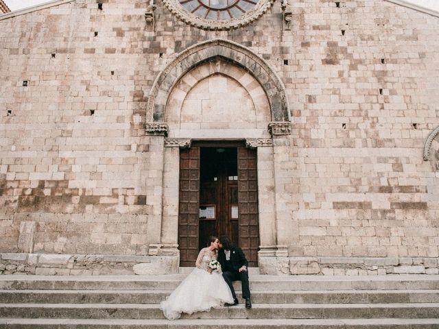 Il matrimonio di Antonio e Tiziana a Pietrelcina, Benevento 26