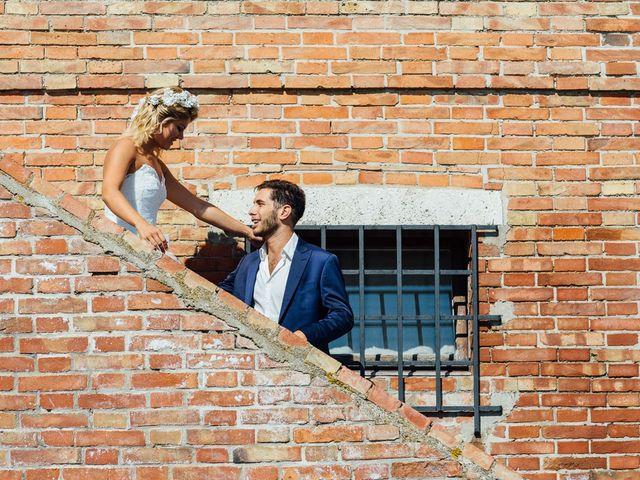 Il matrimonio di Joe e Cecilia a Pienza, Siena 15
