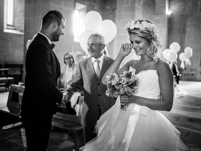 Il matrimonio di Joe e Cecilia a Pienza, Siena 18