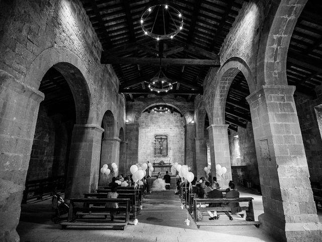 Il matrimonio di Joe e Cecilia a Pienza, Siena 19