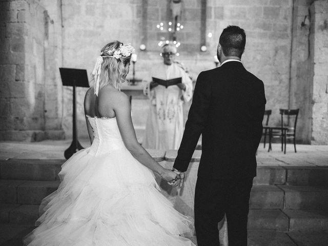 Il matrimonio di Joe e Cecilia a Pienza, Siena 23