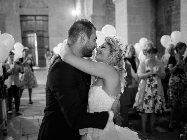 Il matrimonio di Joe e Cecilia a Pienza, Siena 24