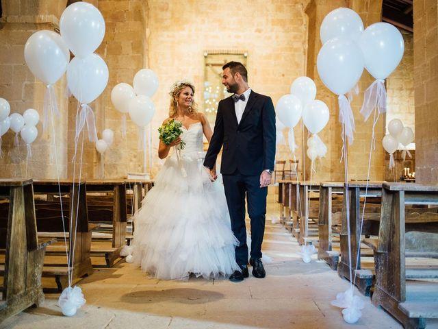 Il matrimonio di Joe e Cecilia a Pienza, Siena 26