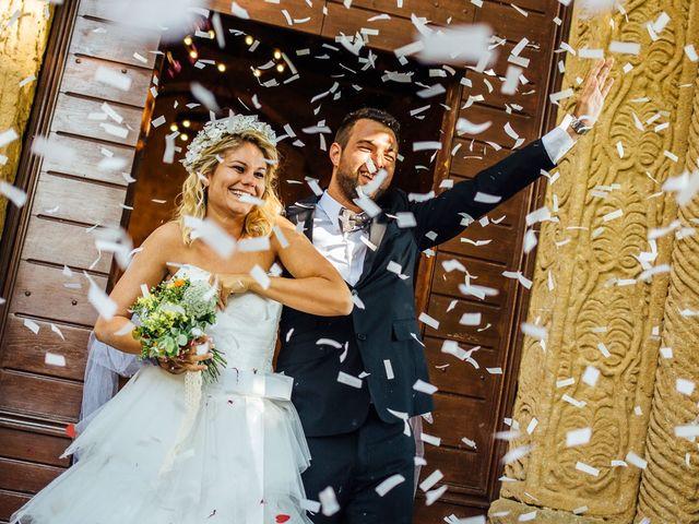 Il matrimonio di Joe e Cecilia a Pienza, Siena 28