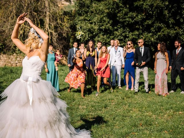 Il matrimonio di Joe e Cecilia a Pienza, Siena 29
