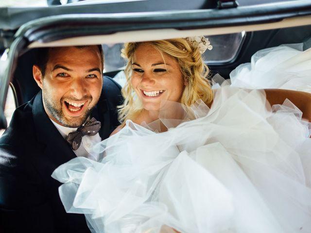 Il matrimonio di Joe e Cecilia a Pienza, Siena 31