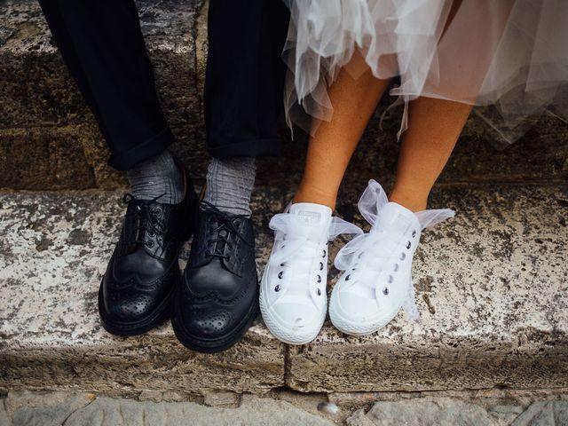 Il matrimonio di Joe e Cecilia a Pienza, Siena 35