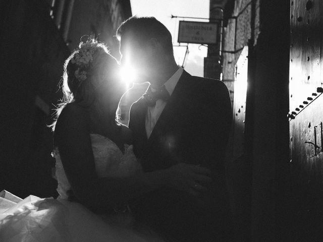 Il matrimonio di Joe e Cecilia a Pienza, Siena 38