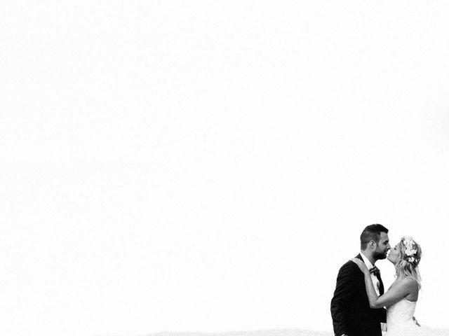 Il matrimonio di Joe e Cecilia a Pienza, Siena 40