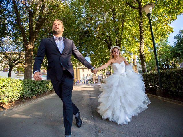 Il matrimonio di Joe e Cecilia a Pienza, Siena 43