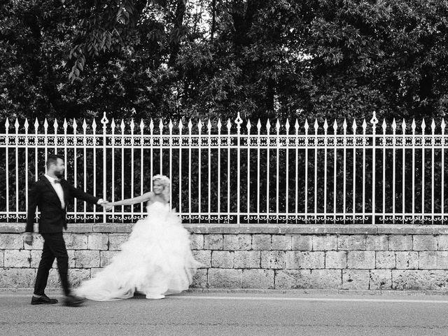 Il matrimonio di Joe e Cecilia a Pienza, Siena 44