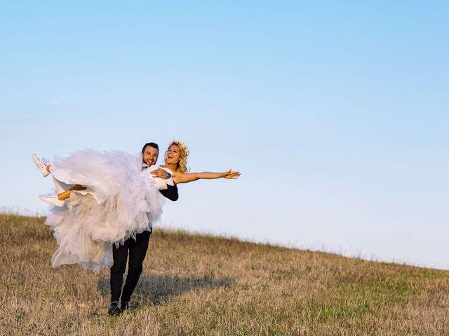 Il matrimonio di Joe e Cecilia a Pienza, Siena 47