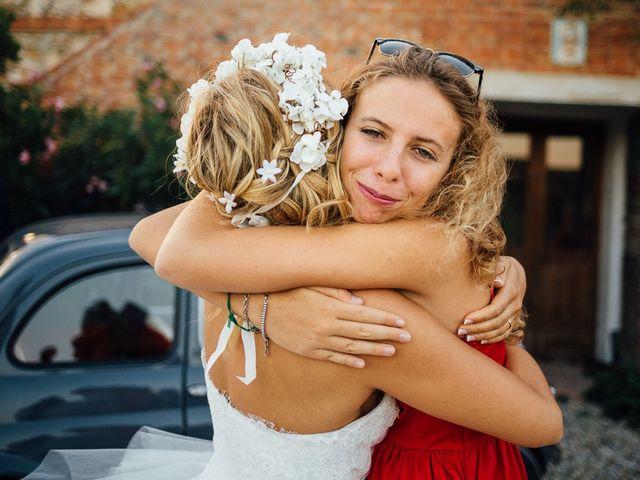 Il matrimonio di Joe e Cecilia a Pienza, Siena 52