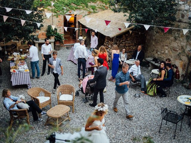 Il matrimonio di Joe e Cecilia a Pienza, Siena 56