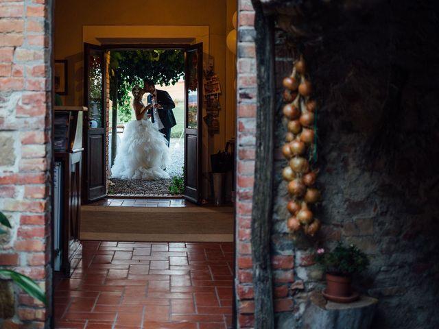 Il matrimonio di Joe e Cecilia a Pienza, Siena 57
