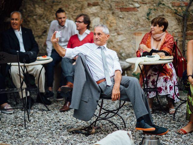 Il matrimonio di Joe e Cecilia a Pienza, Siena 62