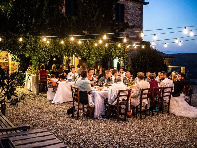 Il matrimonio di Joe e Cecilia a Pienza, Siena 66